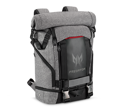Predator ROLLTOP Backpack gallery 01
