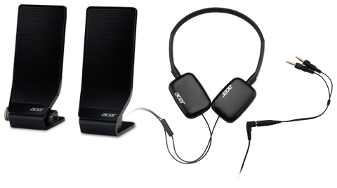 Speakers Headsets