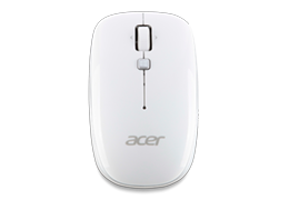Optical Acer Mouse wireless White