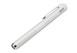 ICONIA FINE WRITING CAPACITIVE STYLUS PEN - SILVER