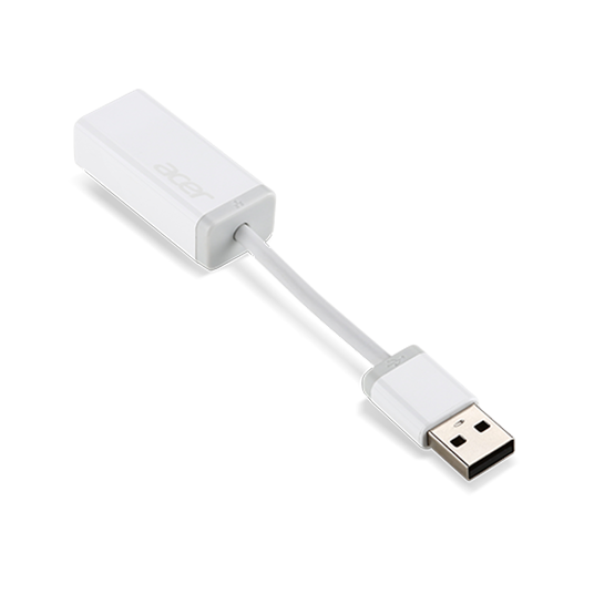 ACER USB TO ETHERNET (RJ45) ADAPTER - ACB541