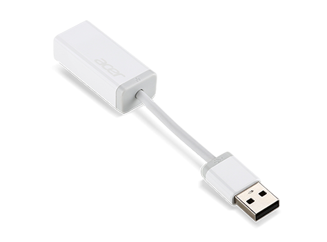 ACER USB (Type A) TO ETHERNET CONVERTER