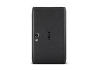 ICONIA A100 Bumper Case Black