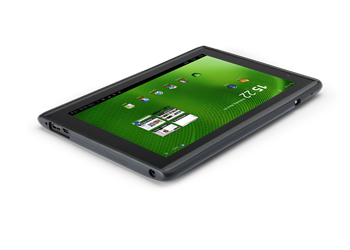 ICONIA TAB A500-A501 Bumper Case Black