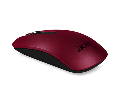 Acer Thin n Light Optical mouse AMR820 red photogallery 02