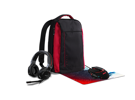 Acer Nitro Combo Set Accessory Kit 4 in 1