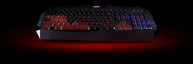 8c7ca392d0a Acer Nitro Keyboard - Tech Specs | Accessories | Acer Singapore