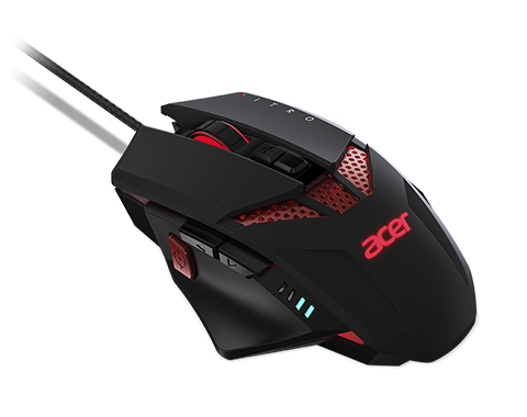 Acer Nitro Mouse NMW810 photogallery 03