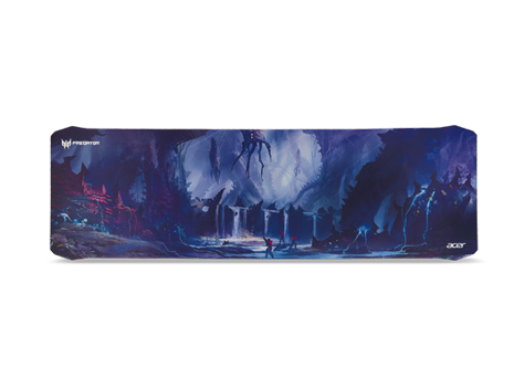 ACER PREDATOR MOUSEPAD JERSEY FABRIC AND NATURAL RUBBER (XL SIZE WITH ALIEN JUNGLE) PMP721