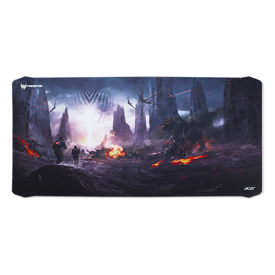 Predator Gorge Battle XXL Mousepad - PMP830