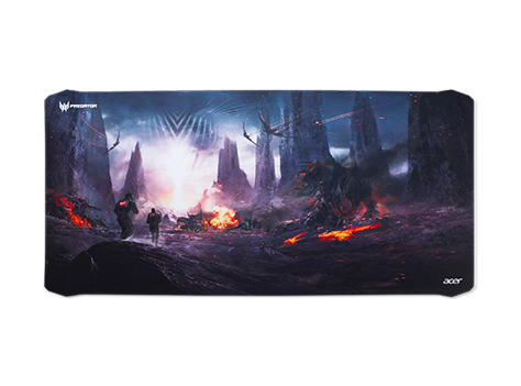 Predator Mouse Pad - Gorge Battle (XXL)