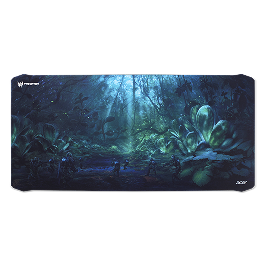 Predator Forest Battle XXL Mousepad - PMP831