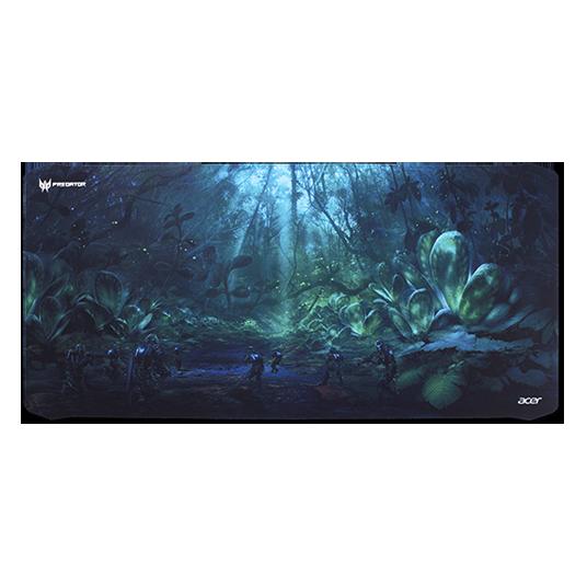 Predator Mousepad Forest Battle XXL