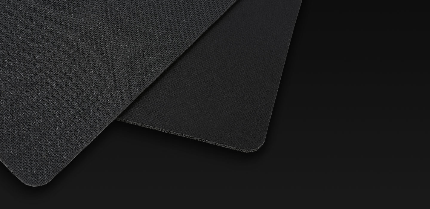 Gaming Mousepad - Non-Slip Rubber Base - ksp 02 desk