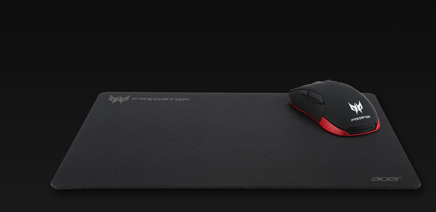 Gaming Mousepad - Just the Right Size - ksp 05 desk