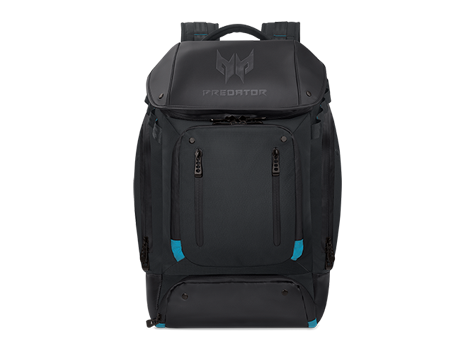 PREDATOR GAMING UTILITY BACKPACK TEAR BLUE