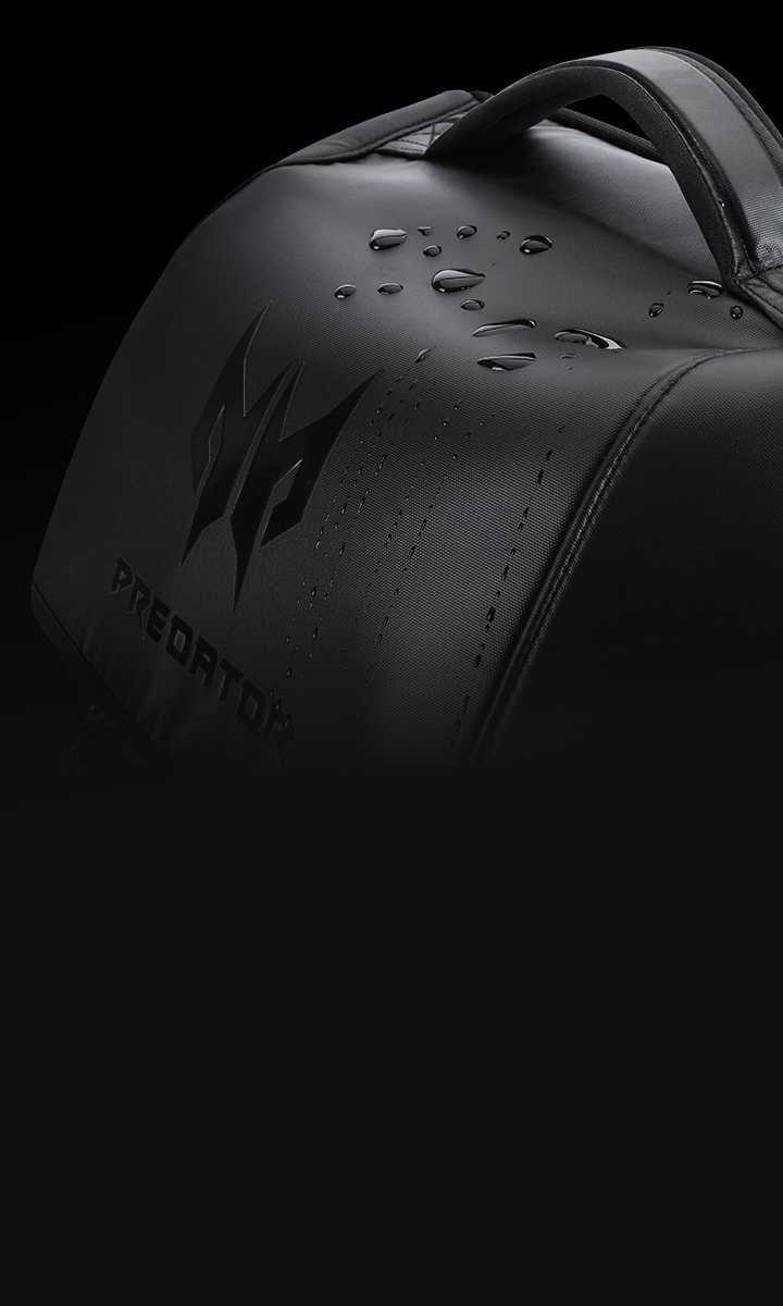 Predator Notebook Gaming Utility Backpack Tech Specs Accessories Razer Black Bag All Weather Ready Ksp 01 Desk