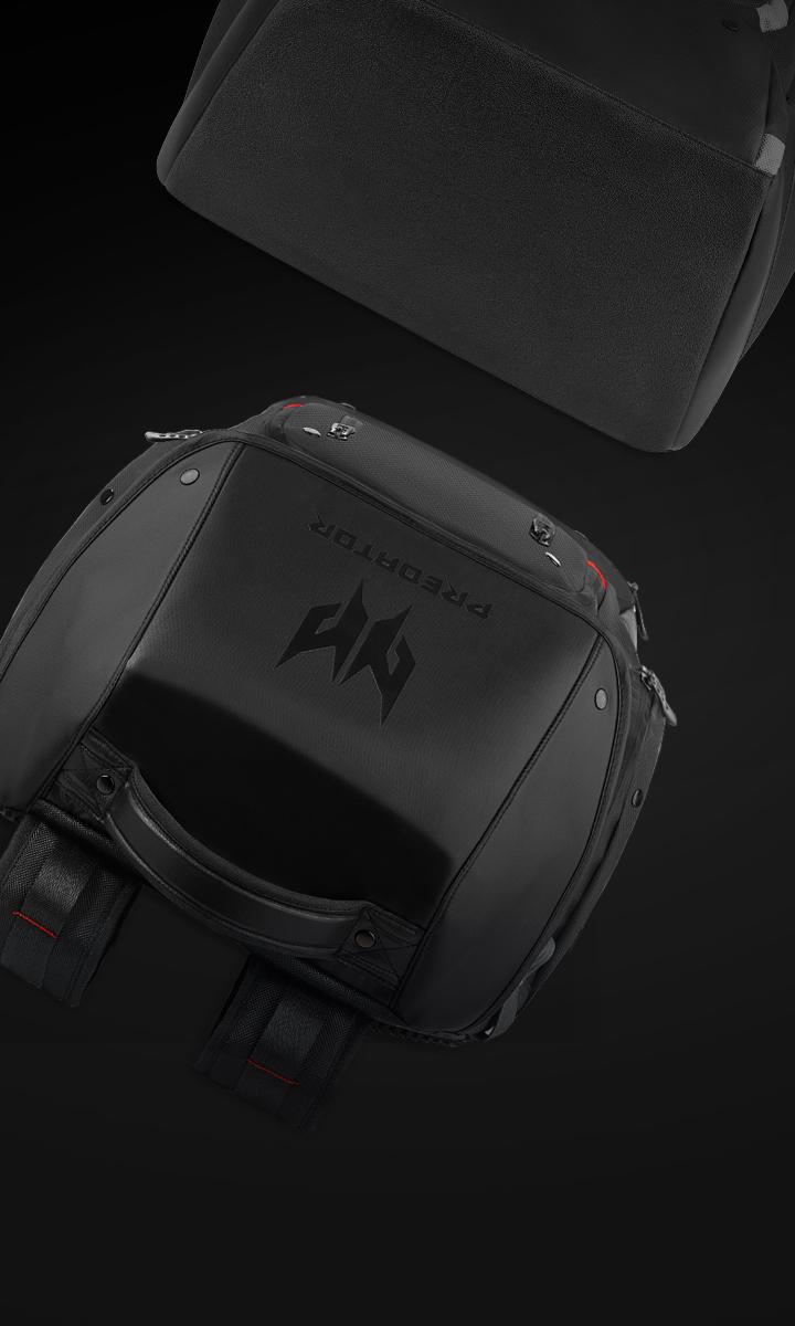 Predator Notebook Gaming Utility Backpack Tech Specs Accessories Razer Black Bag Military Efficiency Ksp 03 Desk