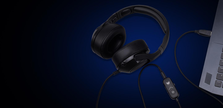 אוזניות גיימינג PREDATOR GALEA 350