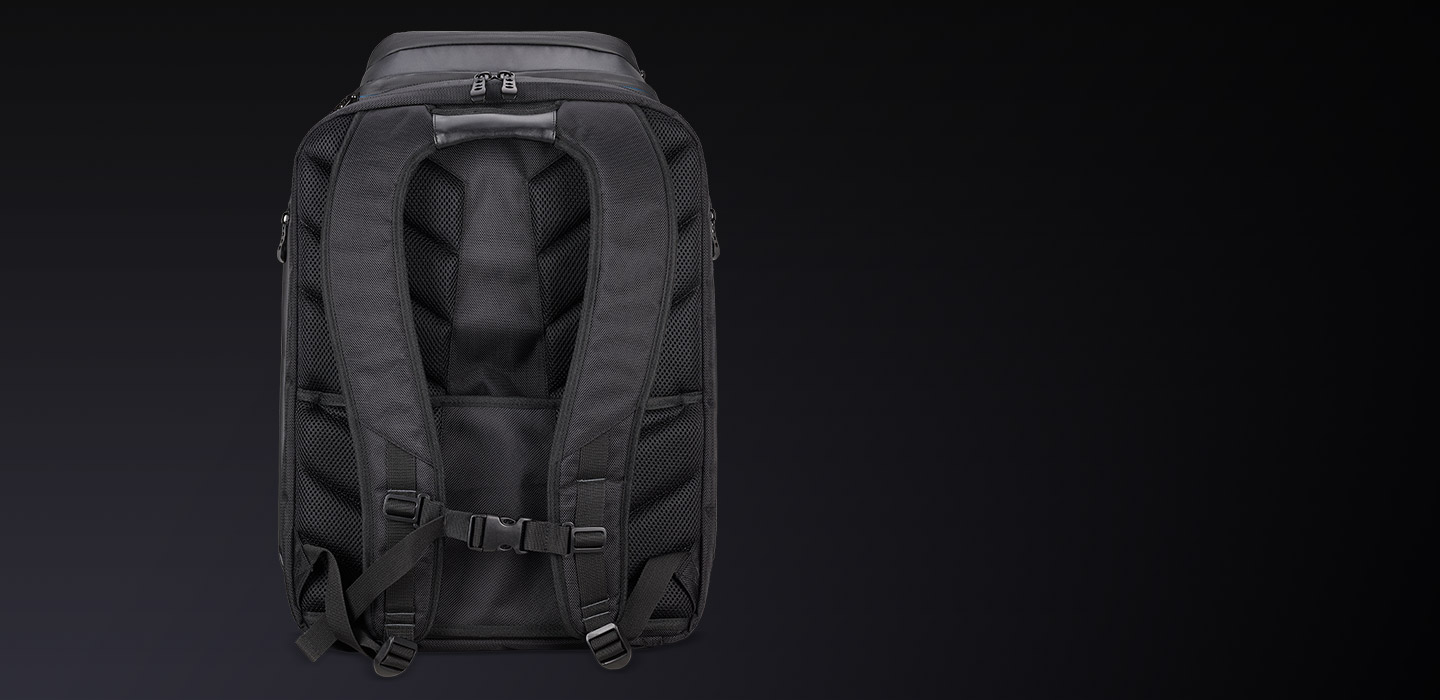 Predator M-utility Backpack - Travel in Comfort - ksp 04 desk
