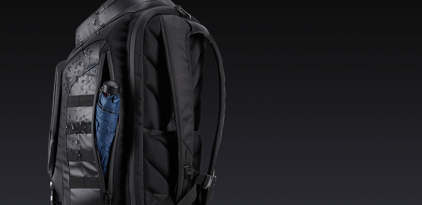 Predator M-utility Backpack - Protected Against the Elements - ksp 02 desk