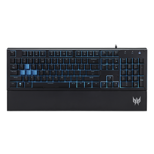 Predator Aethon 100 Gaming Keyboard - PKB800