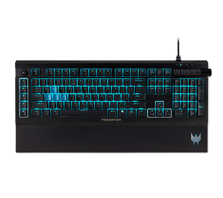 Predator Aethon 500 Gaming Keyboard