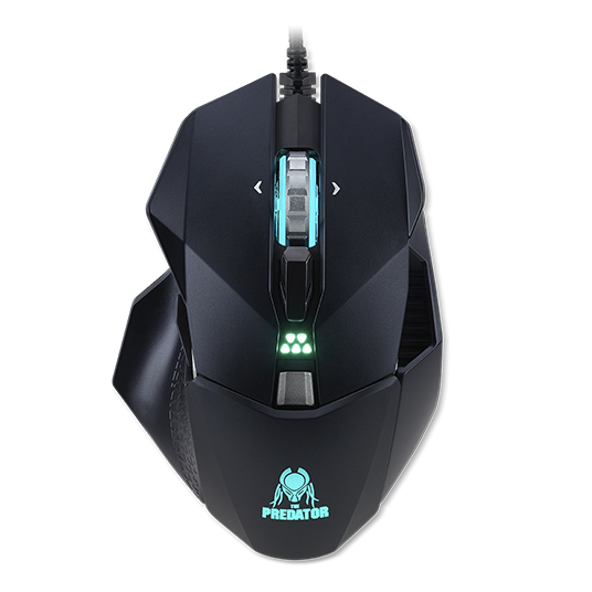 Predator Cestus 510 Gaming Mouse Fox-Edition