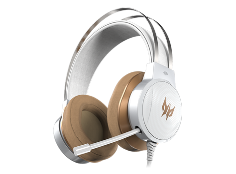 Predator Galea 300 White Gaming Headset | PHW810