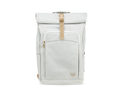 Predator Rolltop Jr. Backpack White photogallery 01