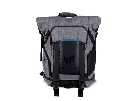 ACER PREDATOR GAMING ROLLTOP BACKPACK FOR 15
