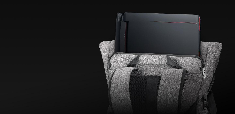 Predator Rolltop Backpack - Everything Has Its Place - ksp 03 desk