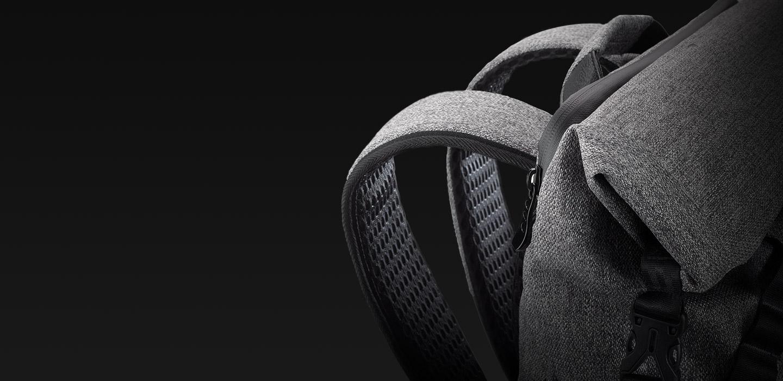 Predator Rolltop Backpack - All-Out Comfort - ksp 05 desk