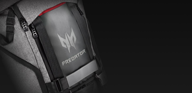 Predator Rolltop Backpack - Engage the Elements - ksp 06 desk
