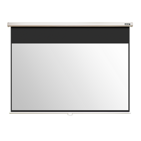 M87-S01MW Projection Screen