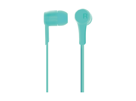 Wired In-Ear Headset - Blue