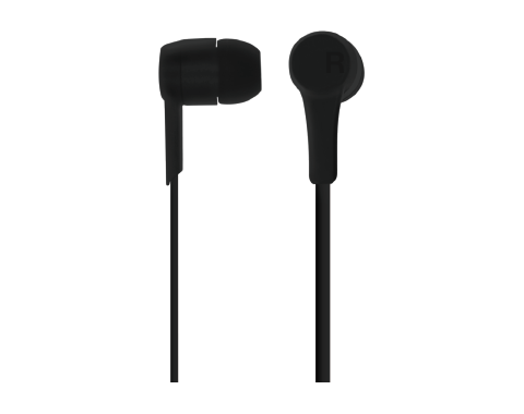 Wired In-Ear Headset - Black