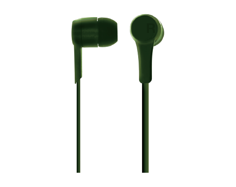 Wired In-Ear Headset - Green