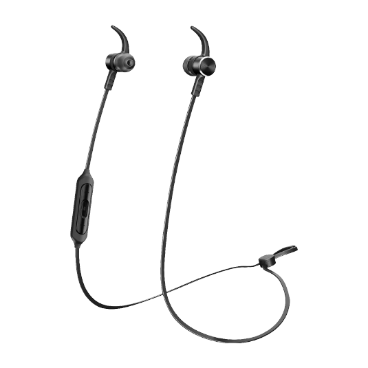 Wireless In-Ear Headset - Black