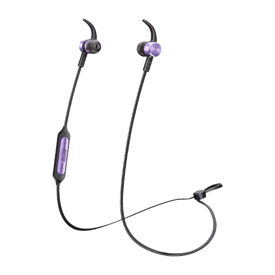 Wireless In-Ear Headset - Purple