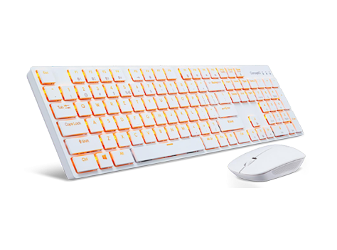 Wireless Keyboard & Mouse Combo - DAK010_KBM