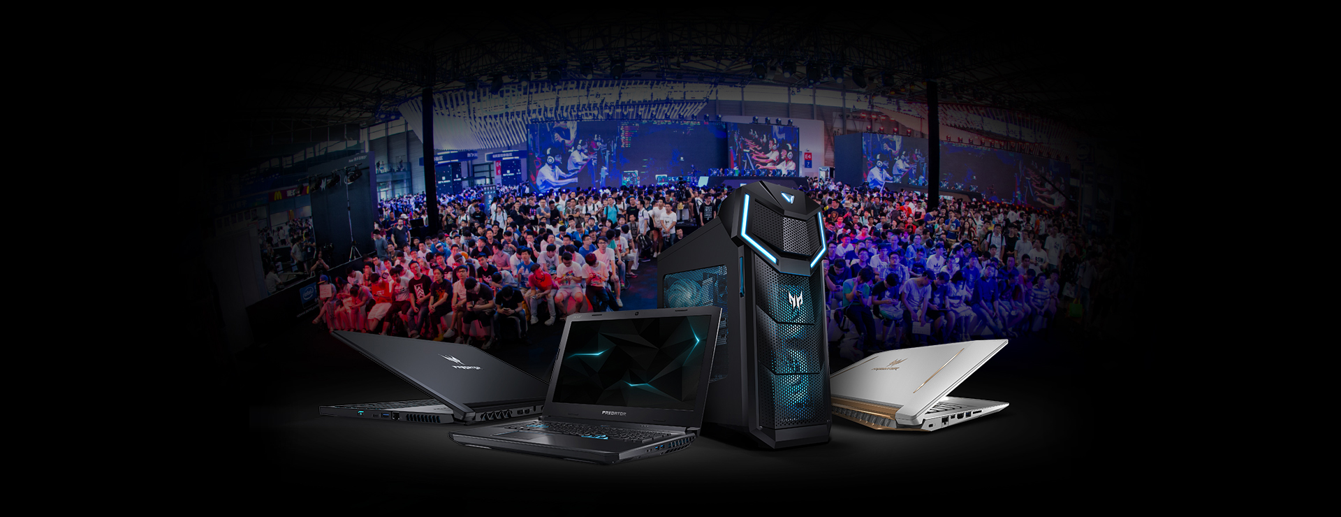 Acer - Official Partner of IEM Shanghai 2018