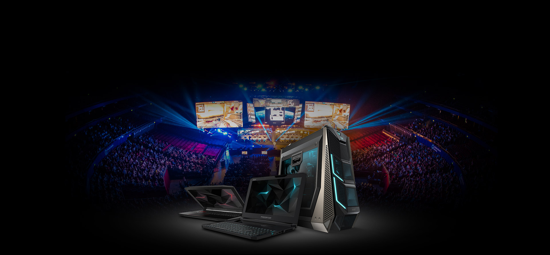 Acer - Official Partner of IEM Sydney 2018