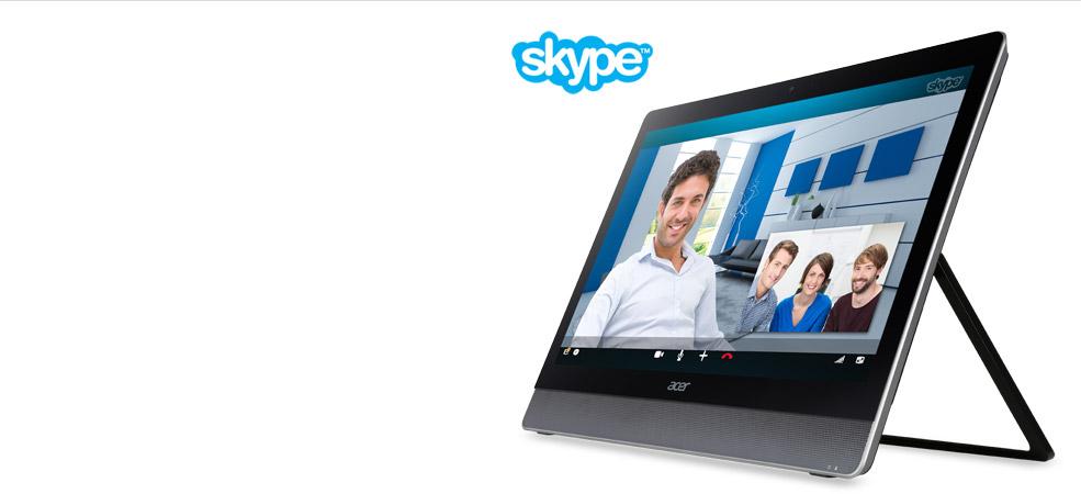 Skype™ without boundaries