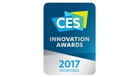 Innovation Honoree 2017 - Award
