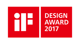 iF Product Design 2017 - Award