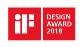 iF Product Design 2018 - Award