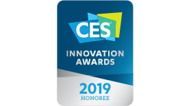 CES 2019 Innovations Honoree - Award