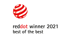 Reddot 2021 Best of the Best