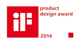 iF Product Design 2014 - Award